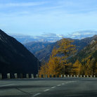 Picture - Scenic view on way to Grossglockner.
