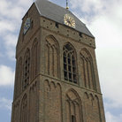 Picture - Tower from the Oudewater Church.