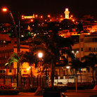 Picture - Evening view over Cerro del Carmen,Guayaquil.