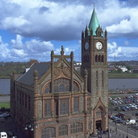 Picture - The Guildhall in Londonderry.