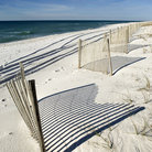 Picture - White Sandy Beach, Gulf Shores.