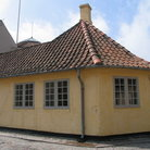 Picture - Hans Christian Andersen´s house in Odense.