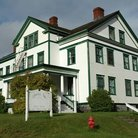 Picture - A Victorian hotel that was once the Commanding Officers Quarters of Historic Fort Seward, Haines.