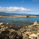 Picture - Snorkeling site in Haleiwa, Oahu.