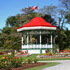 Picture - A gazebo in the Halifax Public Gardens.