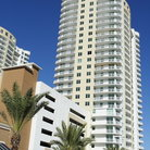Picture - Typical condos in Hallandale.
