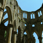 Picture - The remains of Abbaye d'Hambye.