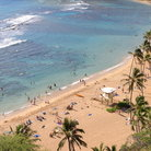 Picture - Hanauma Bay in southeastern Oahu.