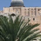 Picture - Mosque on the ground of Temple Mount.