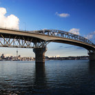 Picture - The Auckland Harboer Bridge.