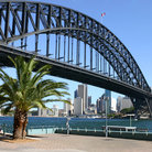 Picture - Sydney Harbour Bridge, Sydney.