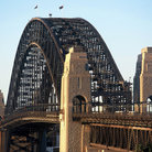 Picture - Sydney Harbor Bridge.