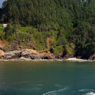 Picture - View of Heceta Head.