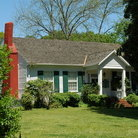 Picture - The birthplace of Helen Keller in Tuscumbia.