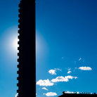 Picture - A tower at the Olympic Stadium in Helsinki.