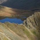 Picture - Striding Edge near Helvellyn.