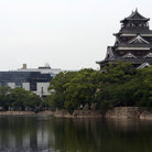 Picture - Castle in Hiroshima.