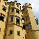Picture - Close up of the Hohenschwangau Castle.