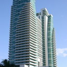 Picture - Highrise along Hollywood Beach.