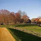 Picture - Historic farm in Holmdel, New Jersey.