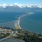 Picture - Aerial view of Homer.