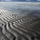 Picture - Low Tide in Homer.