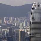 Picture - Hong Kong's tallest building.