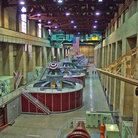 Picture - Generators of Hoover Dam.