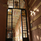 Picture - Interior of Hospital de Sant Pau, Barcelona.