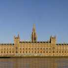 Picture - Houses of Parliament in Westminster, London.