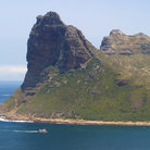 Picture - Sentinel Rock at Hout Bay.