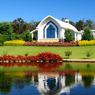 Picture - A chapel in the Hunter Valley.