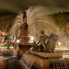 Picture - Fountain in Hyde Park, Sydney.