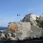 Picture - View of Idra (Hydra).