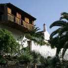 Picture - An old house in Icod de Los Vinos.