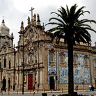 Picture - Carmo Church in Porto.