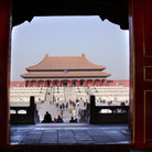 Picture - The Forbidden City in Beijing.