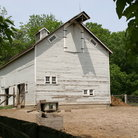 Picture - Barn at Chellberg Farm, Indiana Dunes National Lakeshore.