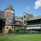 Picture - International Tennis Hall of Fame in Newport, Rhode Island.