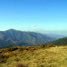 Picture - View of the Pyrenees.