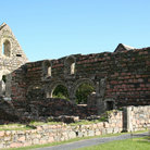 Picture - The remains of the Augustine nunnery on Iona.