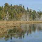 Picture - Lake Mason in Isle Royale National Park.