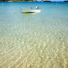 Picture - Beautiful beach at Isles of Scilly.