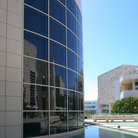 Picture - Buildings at J Paul Getty Museum, Los Angeles.