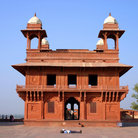 Picture - Fatehpur sikiri, The Jewel house in Jaipur.