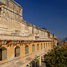 Picture - Muslim Palace in Jaipur.