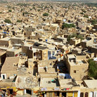 Picture - View over Jaisalmer.