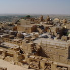Picture - Yellow stone in Jaisalmer.