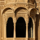 Picture - Havali house in Jaisalmer.