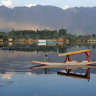 Picture - Kashmir Lake.